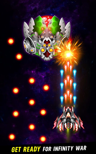 Space shooter - Galaxy attack - Galaxy shooter apktram screenshots 21