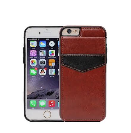 iPhone SE 2020 - Stilrent skal med Plånbok/Kortfack