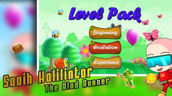 Saaih Halilintar The Bald Adventure Runner - náhled