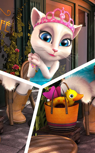 Talking Angela 2.7 screenshots 9