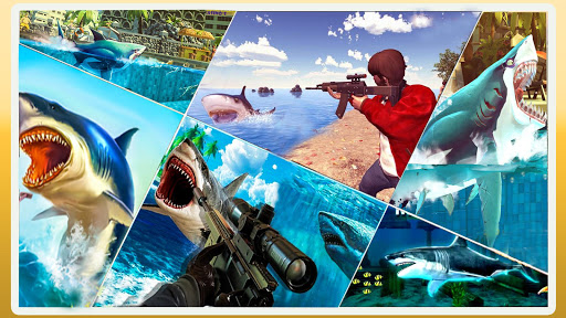 Real Whale Shark Sniper Gun Hunter Simulator 19 1.0.4 screenshots 3