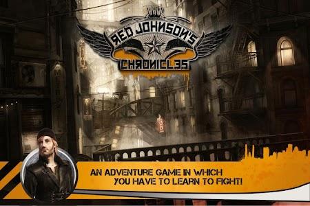 Red Johnson's Chronicles screenshot 0