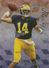 Photo: Brian Griese 1998 Playoff Prestige Hobby RC