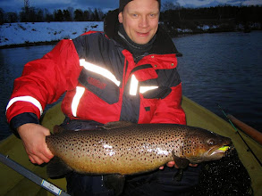 Photo: Meritaimen 7,0kg kymijoki 2008 C/R