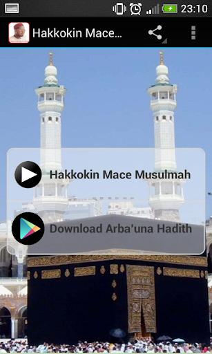 Hakkokin Mace Musulmah