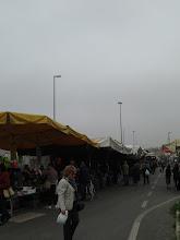 Photo: Tuesday market in Pesaro