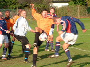 Photo: 30/10/04 v Netherne Village (Combined Counties League Division 1 Cup Round 2) 4-0 - contributed by Martin Wray