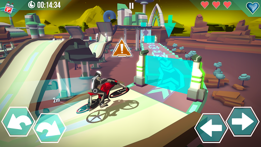 Gravity Rider Zero (Mod) – Siêu phẩm xe địa hình