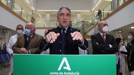 """La Junta volverá a endurecer las medidas """"en los próximos días"""""""