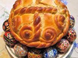 Pashka (easter Bread)