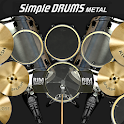 Simple Drums - Metal icon