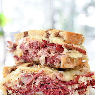 My Favorite Reuben Sandwich