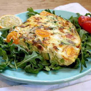 Very Vegetable Frittata.