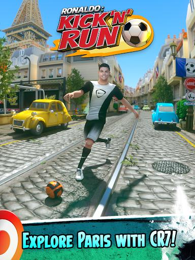 Cristiano Ronaldo: Kick'n'Run 3D Football Game 1.0.26 screenshots 1