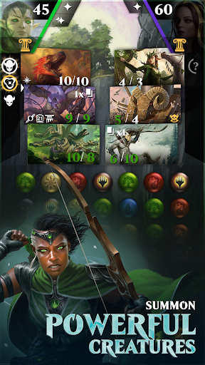 Magic: Puzzle Quest apktreat screenshots 1