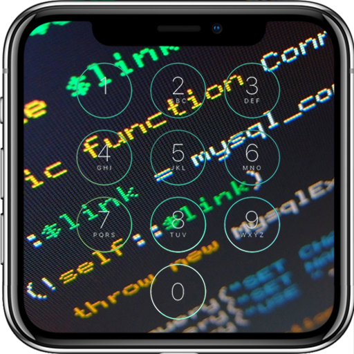 Code Lock Screen