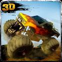 Monster Truck Safari Adventure icon