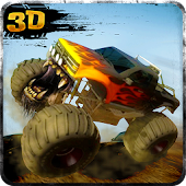 Monster Truck Safari Adventure