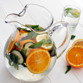 Refreshing Water Drinks Recipes
