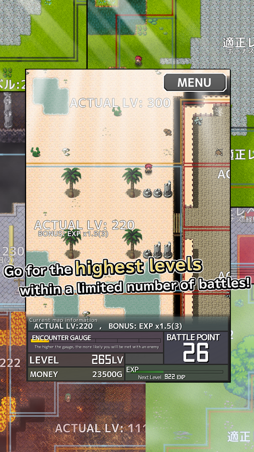 Inflation RPG- screenshot