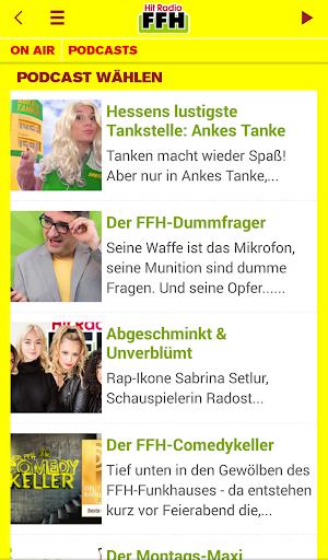 HIT RADIO FFH screenshot 4