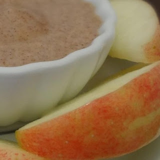 Cinnamon Yogurt Dip.