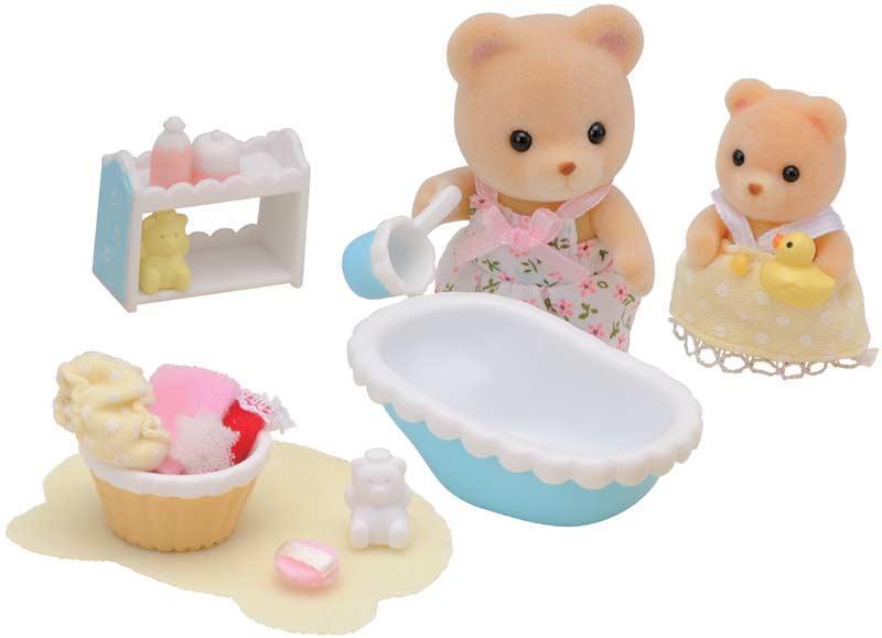 Contenido Real de La Hora del Baño para el Bebé