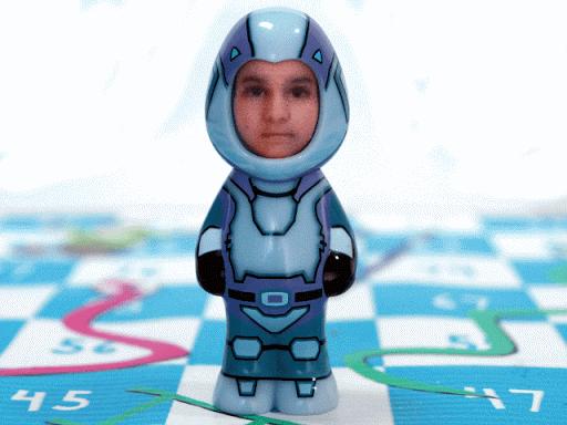 Miniklone - Astronaut