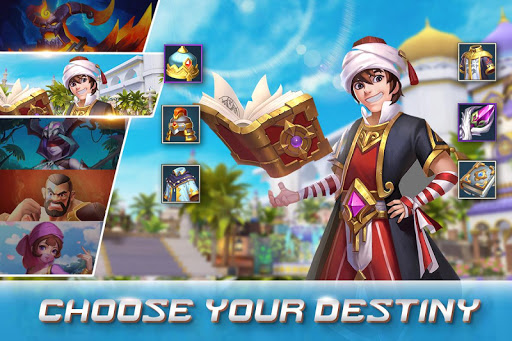 Aladdin: Lamp Guardians screenshot 3