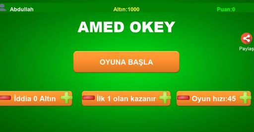 AMED Okey (u0130nternetsiz) modavailable screenshots 1