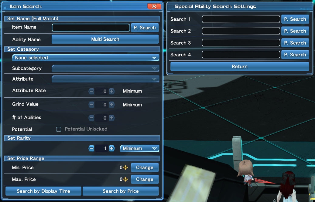 Phantasy Star Online 2 - Beginner's Guide 12