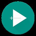 Multimídia aparelho de vídeo icon