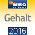 WISO Gehalt 2016 icon