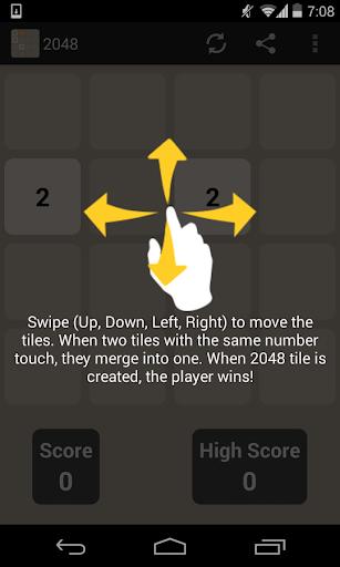 2048 Puzzle Plus