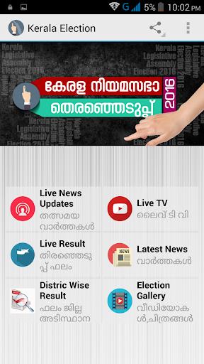 Kerala Election Result News