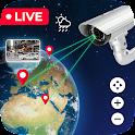 Street View - Live Camera icon