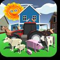 Baby Tractor Farm icon