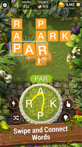 Word Garden - screenshot