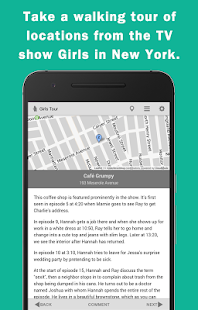 Girls Walking Tour in New York- screenshot thumbnail