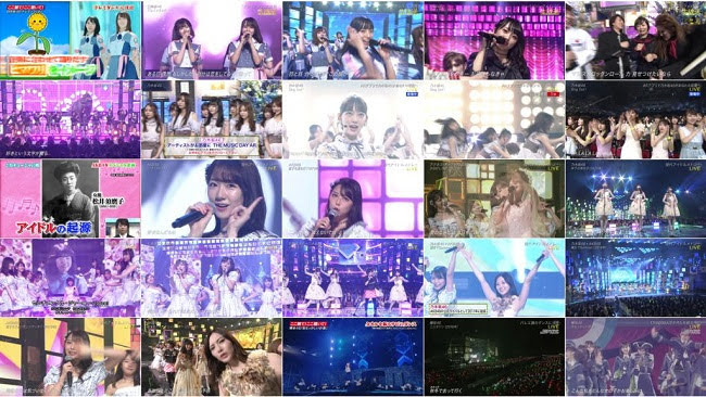 190706 (720p+1080i) AKB48 46G Part – THE MUSIC DAY