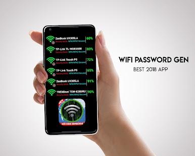 واي فاي مجانا 2018 Wifi Password Generator Prank - náhled