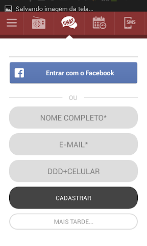 android CBN Juiz de Fora Screenshot 2