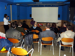 Photo: Lecture & movie screening (The Lost World, 1925)
