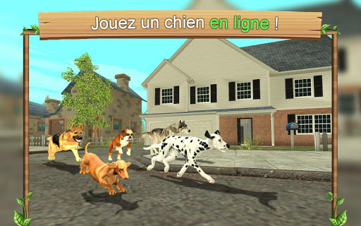 Simulateur de chien en ligne  captures d'u00e9cran 1