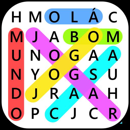 Procura de palavras - Jogo de encontrar palavras