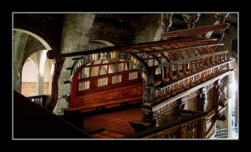 Photo: Galera Real de Juan de Austria: Vista del Castillo de Popa