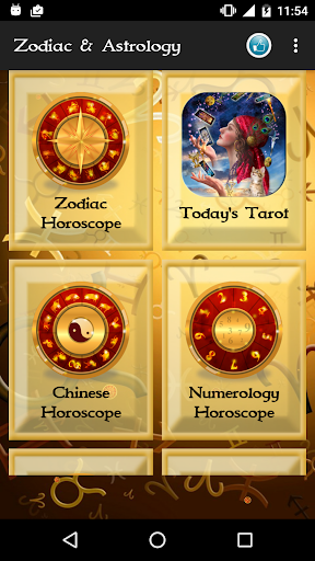 Zodiac Astrology Horoscope