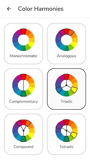 Pigments - Color Scheme Generator screenshots 8