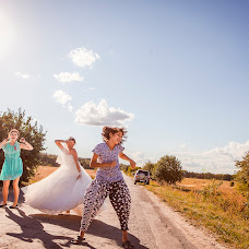 Wedding photographer Valentina Baturina (valentinalucky). Photo of 21.10.2015