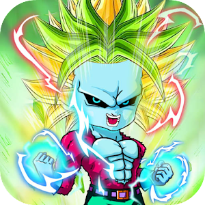 Super Saiyan Fusion DBZ Maker for PC and MAC